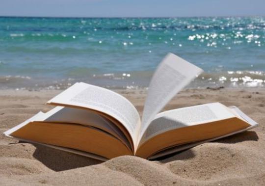 livre, été, Dieu